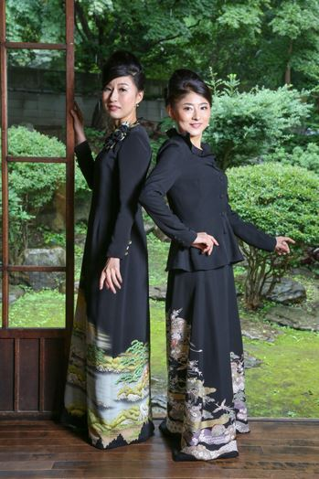 Japanese Tomesode Dress